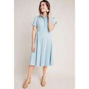 Gal Meets Glam Judith Eyelet Dress